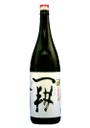 出羽桜 一耕純米酒のボトル