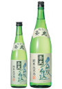 越乃景虎 名水仕込み特別純米酒のボトル