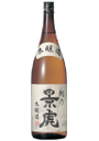 越乃景虎 名本醸造のボトル