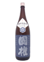 國権 特別本醸造のボトル