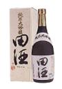 田酒 純米大吟醸のボトル